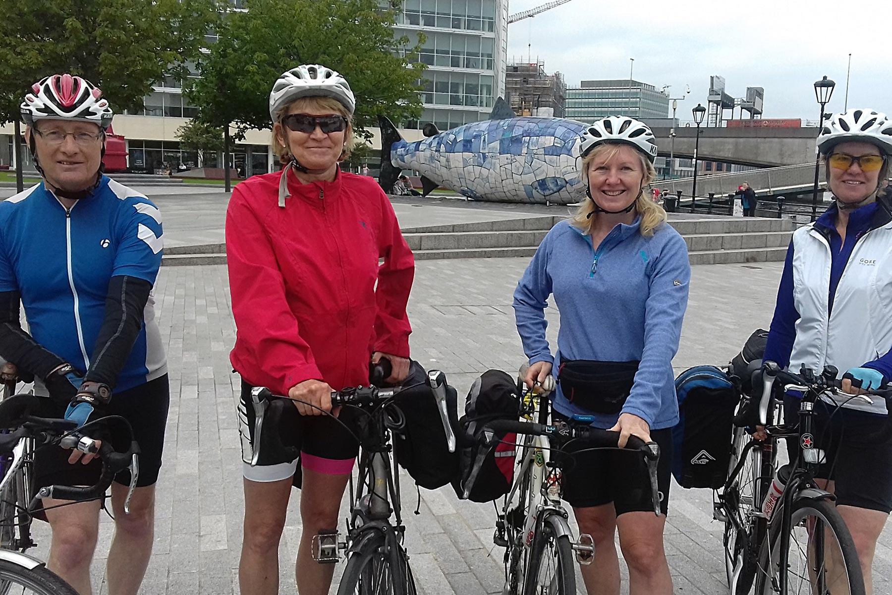 Belfast Cycling Tour 07